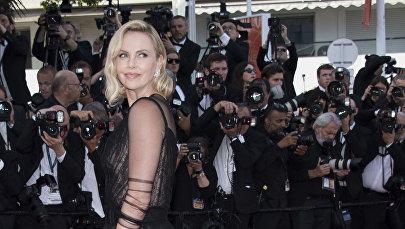 الممثلة شارليز تيرون