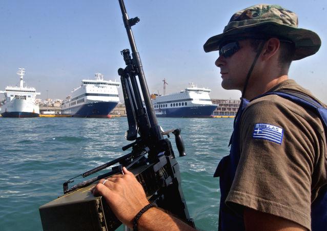 السلطات اليونانية تلقي القبض على بلجيكية للإشتباه بانتمائها لمنظمة إرهابية
