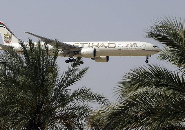 طيران الاتحاد الإماراتي