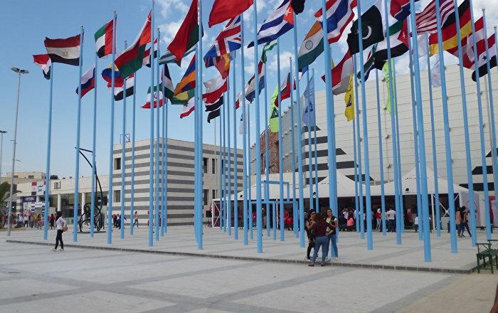خبراء روس يؤكدون أهمية معرض دمشق الدولي