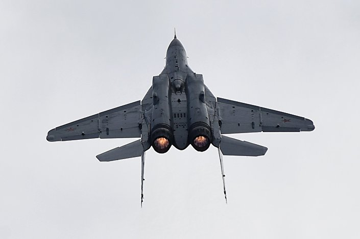 المقاتلة ميغ-35