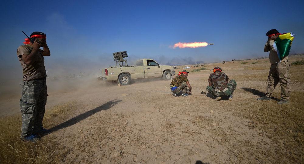 القوات العراقية