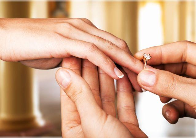 تقاليد الزواج في روسيا