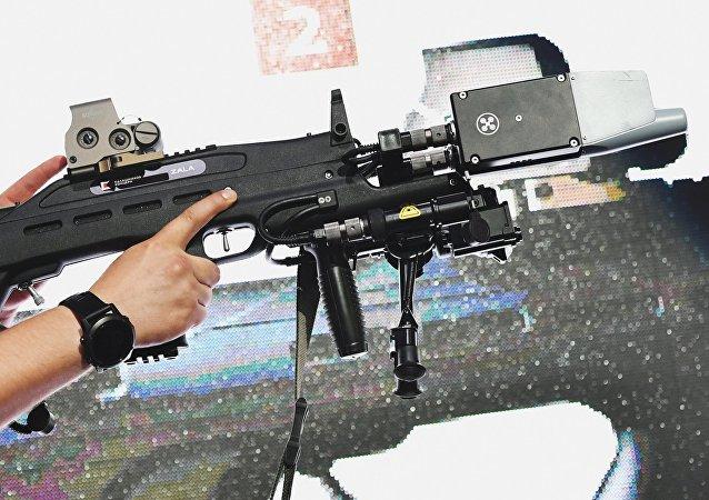 السلاح الروسي من الجيل الجديد REX 1