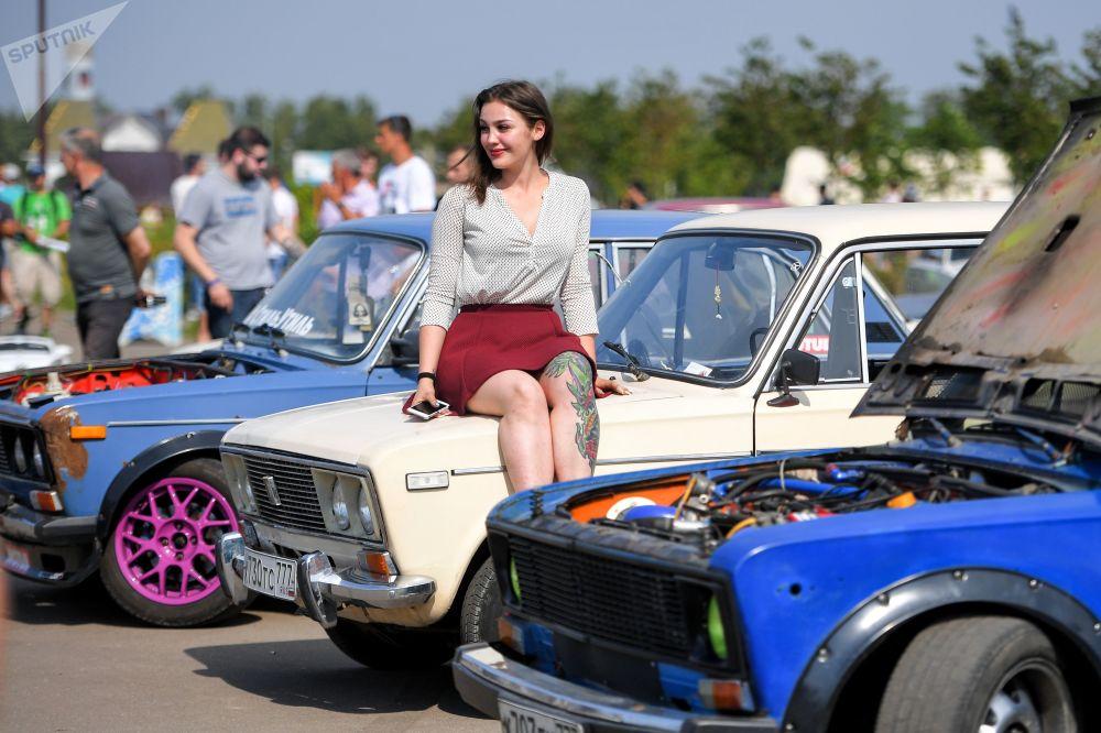 مشاركة في مهرجان جي-فيست (مهرجان لسيارات جيغولي