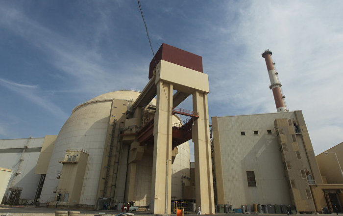 إيران تكشف تفاصيل حادث وقع في منشأة نووية