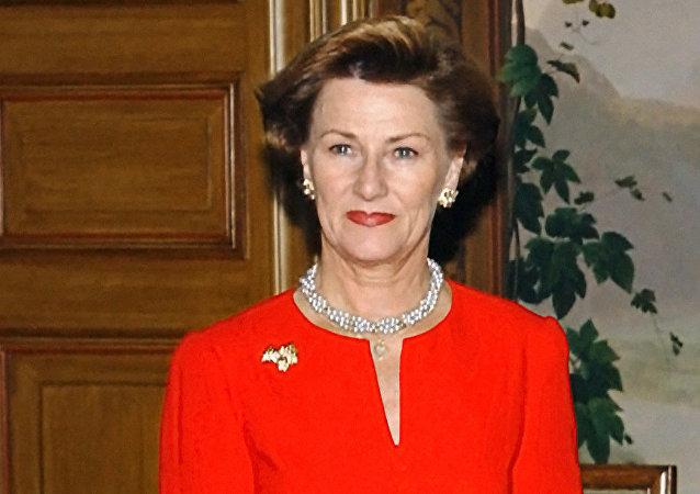 الملكة النرويجية