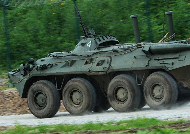 بي تي إر-80