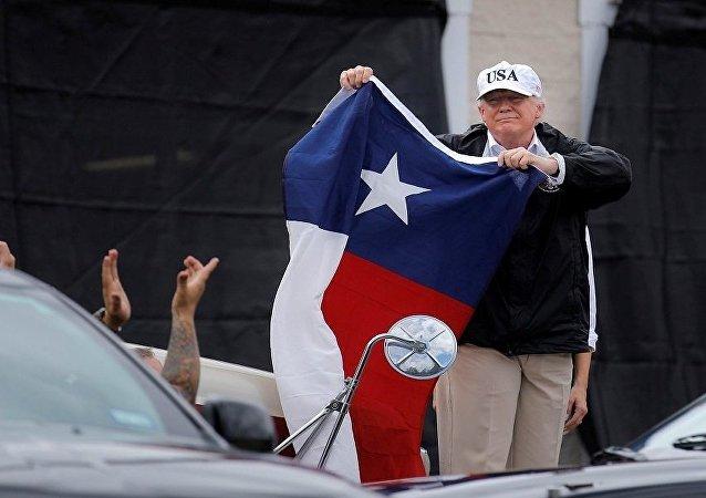 ترامب في تكساس