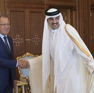 زيارة وزير الخارجية الروسي إلى قطر، 30 أغسطس/آب 2017