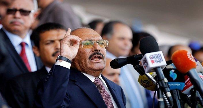 علي عبد الله صالح
