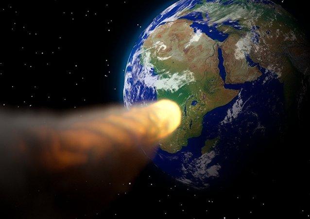 غدا.. الأرض على موعد مع كويكب ضخم يقترب منها