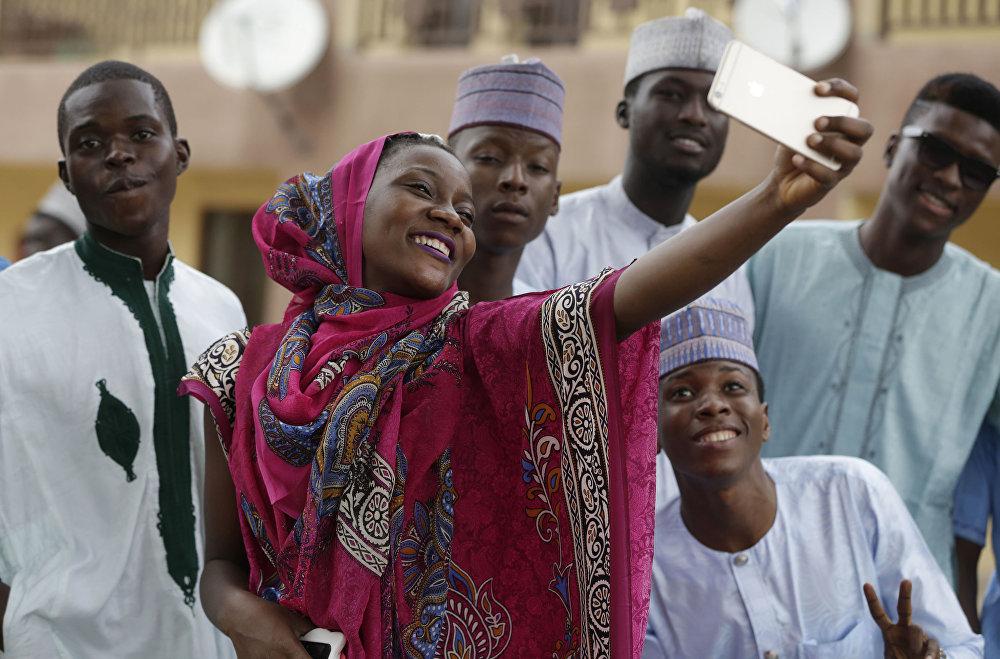 الاحتفال بعيد الأضحى في نيجيريا