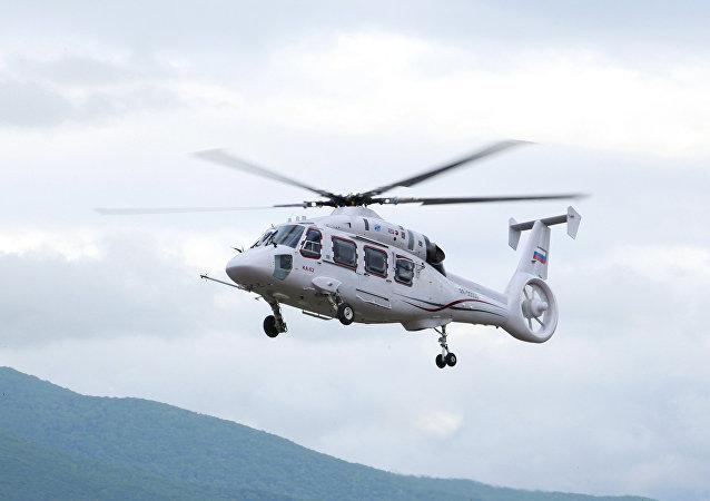المروحية كا-62