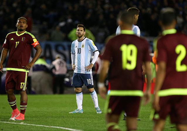 الأرجنتين و فنزويلا