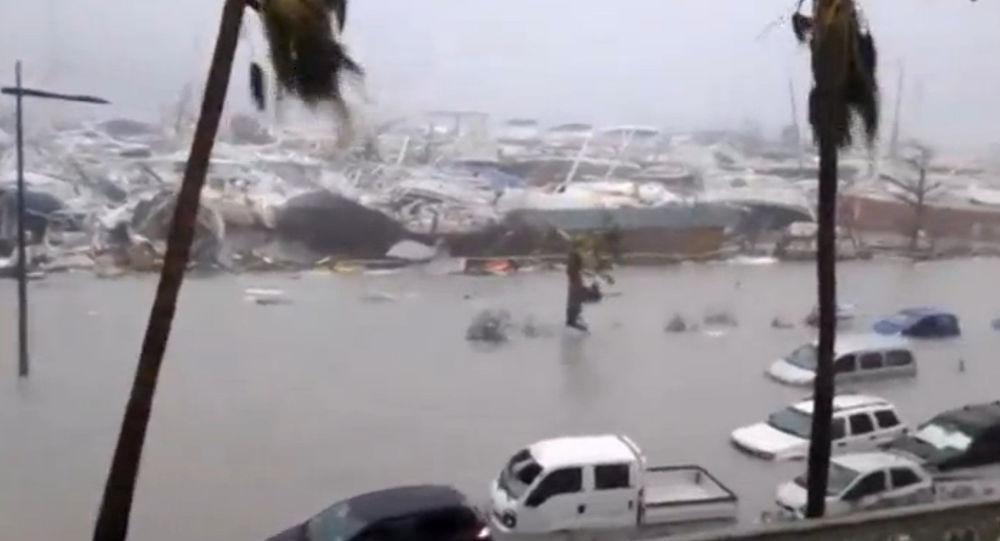 """إعصار""""إيرما"""" يهدد بمسح أمريكا 1026049045"""