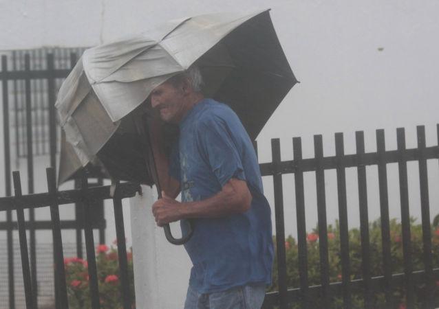 إعصار إريما في بويرتو ريكو، 6 سبتمبر/ أيلول 2017