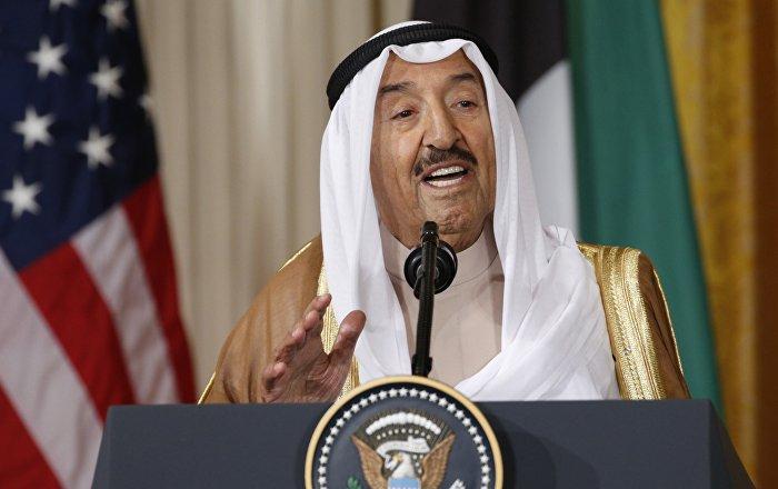 أمير الكويت يتحدث عن العلاقات مع السعودية تزامنا مع