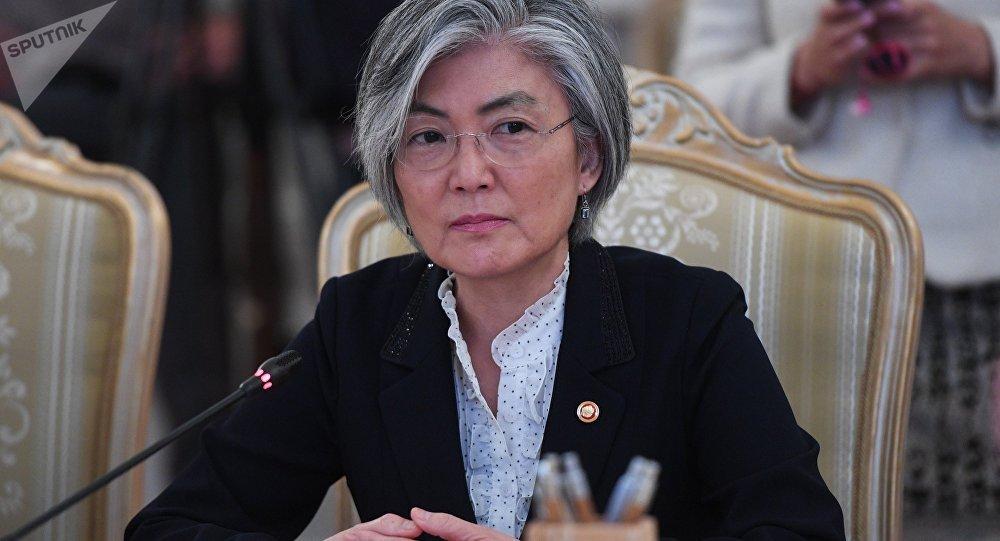 وزيرة خارجية كوريا الجنوبية كانج كيونج وا
