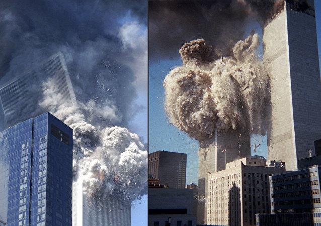 الهجوم الإرهابي على أبراج التوأم في نيويورك