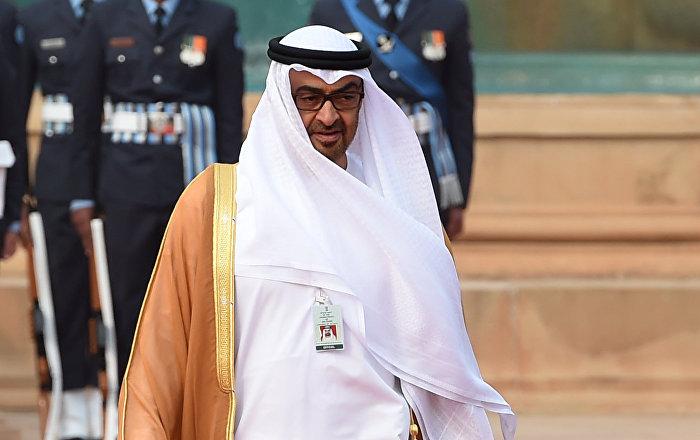 محمد-بن-زايد-يتلقى-اتصالا-هاتفيا-من-وزير-الخارجية-الأمريكي