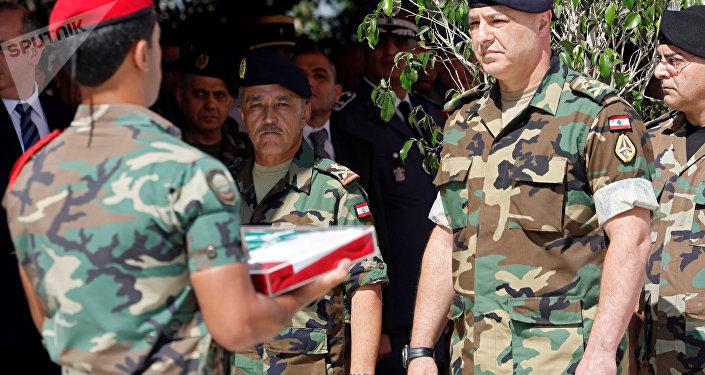 قائد الجيش اللبناني العماد جوزيف عون