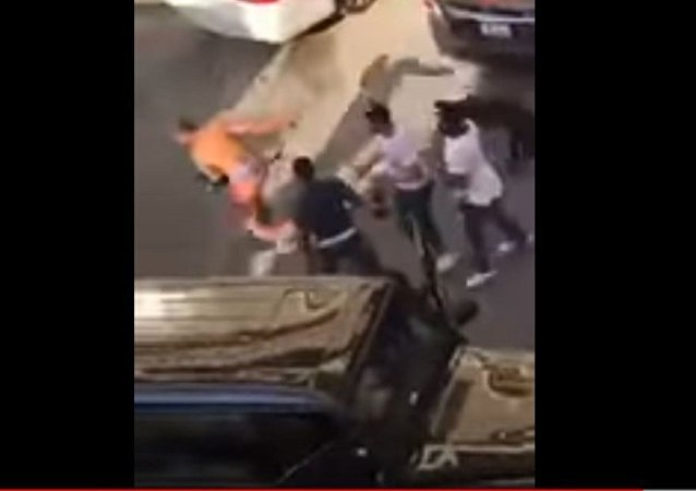 مشاجرة في الكويت