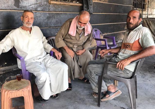 العودة إلى الحياة السلمية في دير الزور، سوريا