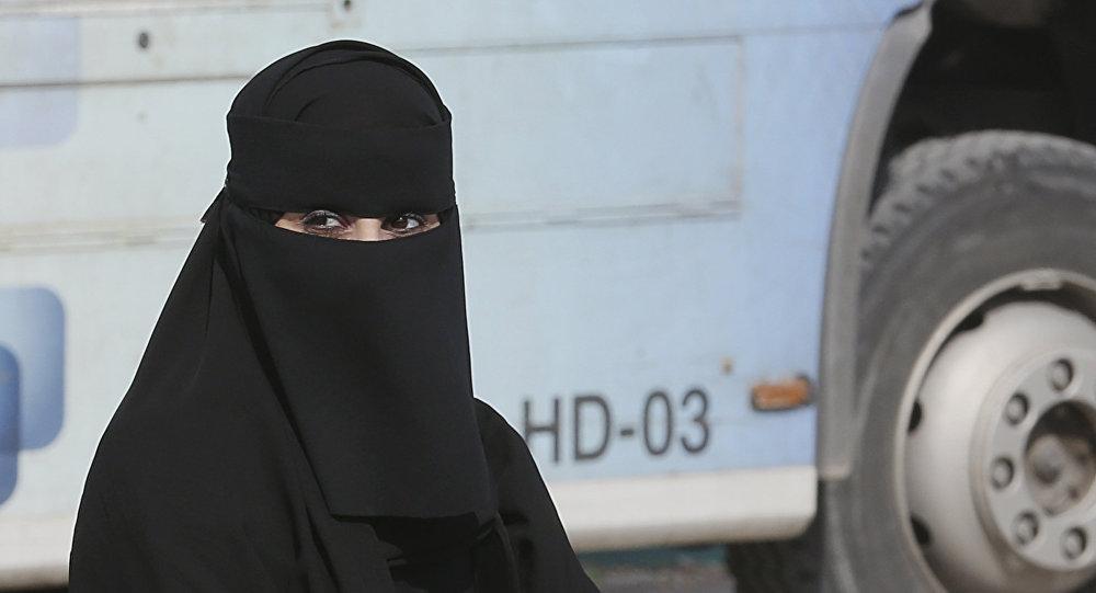 امرأة سعودية