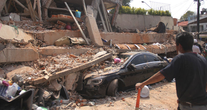 زلزال (أرشيفية)