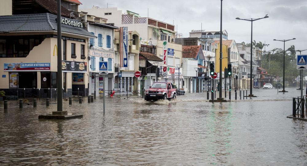 إعصار ماريا، 19 سبتمبر/ أيلول 2017
