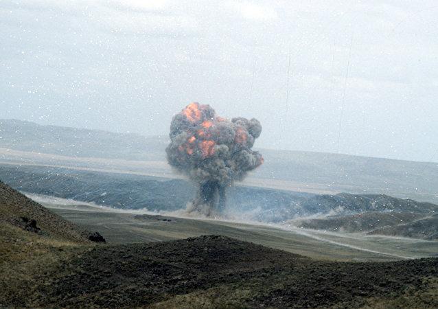 تدمير صوايخ متوسطة وقريبة المدى