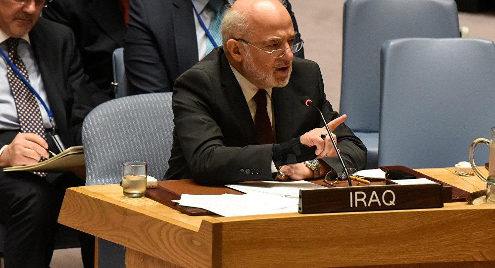 لافروف يبحث محاربة الإرهاب مع وزير الخارجية العراقي