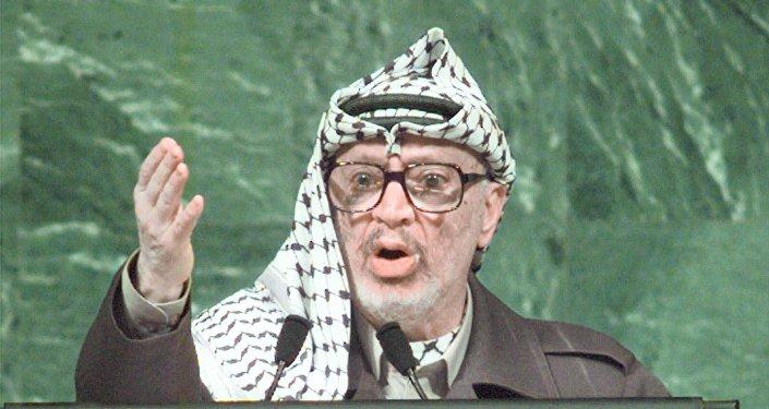 ياسر عرفات في الأمم المتحدة