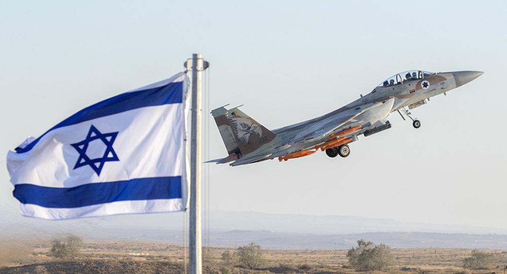 مقاتلة F-15 الإسرائيلية