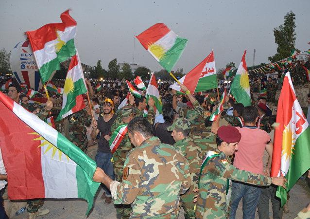 الأكراد يستعدون لـ استفتاء كردستان