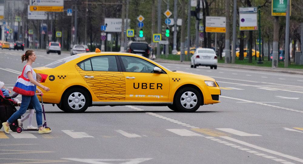 سيارة الأجرة أوبر