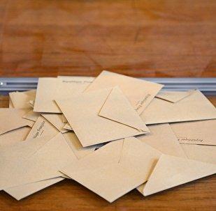 بدء  المرحلة الاولى من عملية التصويت في استفتاء كردستان في الخارج