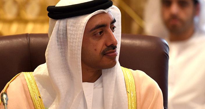 الإمارات تتخذ التدابير لتغيير سلوك قطر