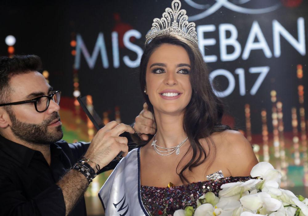 مسابقة ملكة جمال لبنان لعام 2017 - الحائزة على اللقب بيرلا الحلو، 24 سبتمبر/ أيلول 2017