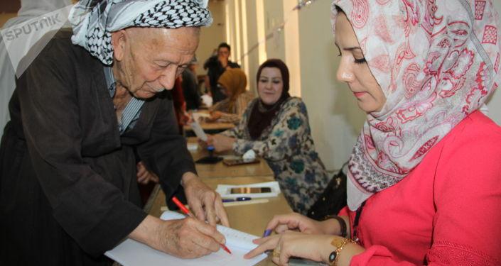 استفتاء إقليم كردستان العراق، 25 سبتمبر/ أيلول 2017