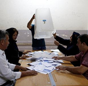 فرز أصوات استفتاء كردستان