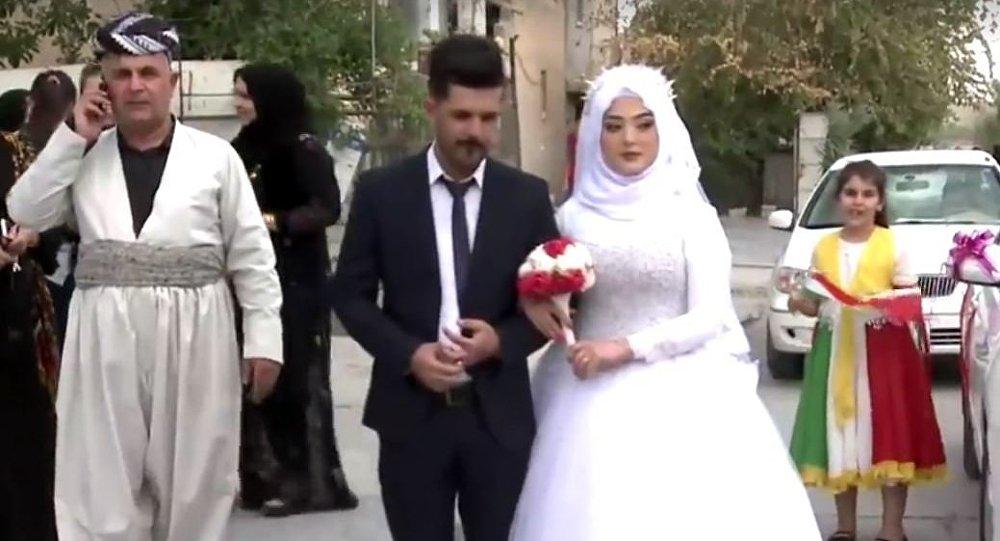 عروسان كرديان