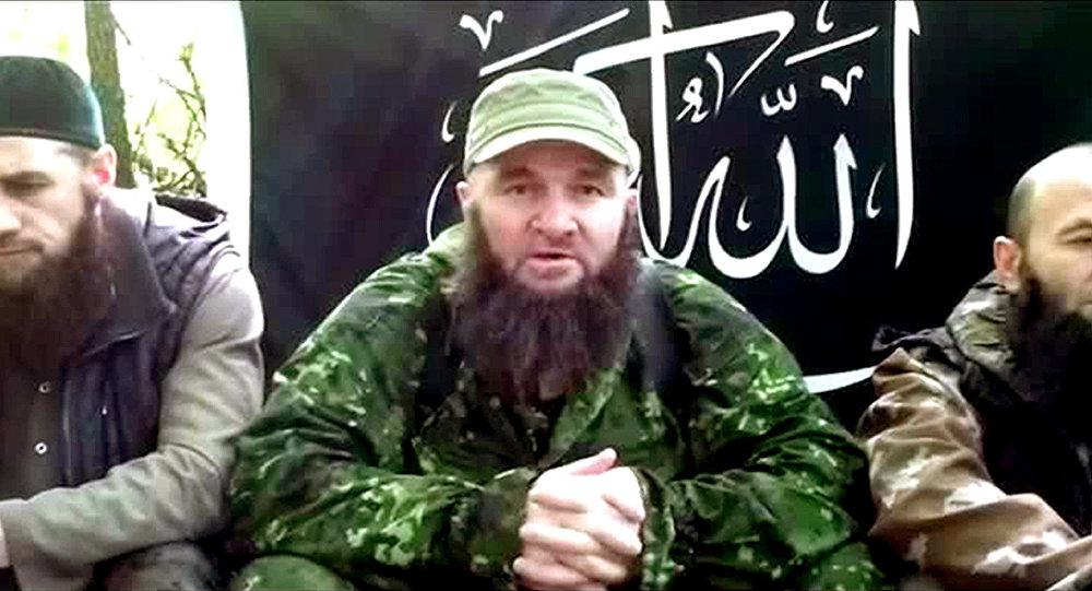 أول أمير لإمارة القوقاز الإسلامية، دوكو عمروف