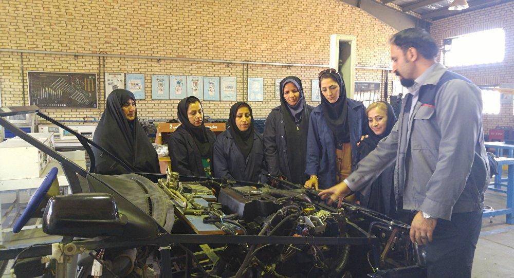 ميكانيكيات إيرانيات، إيران