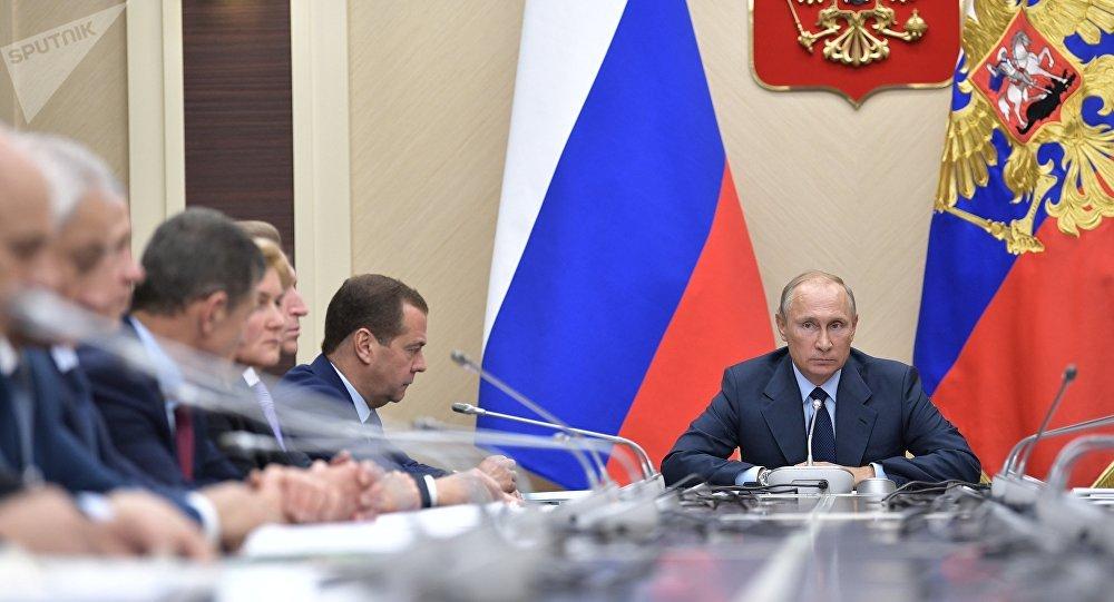 الرئيس الروسي فلاديمير بوتين، موسكو، روسيا