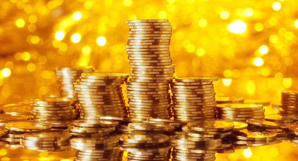 نقود ذهبية