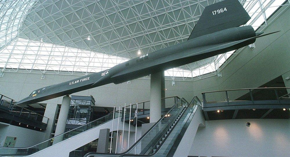 طائرة التجسس الأمريكية إس آر 71