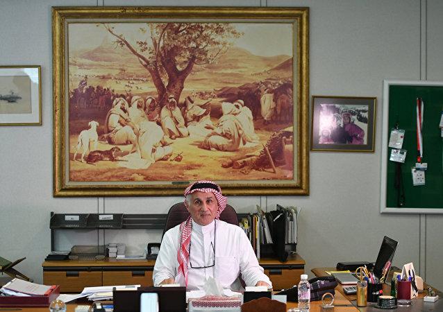 رجل أعمال سعودي