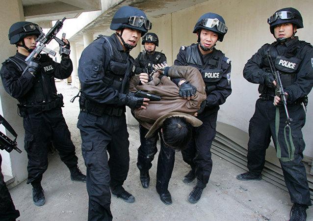 القبض على إرهابي